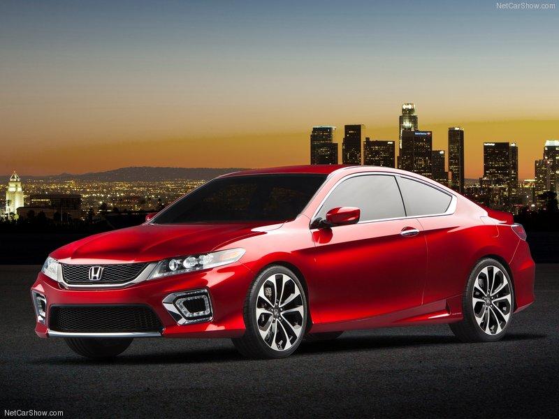 Honda trang bị động cơ mới cho Accord 2014
