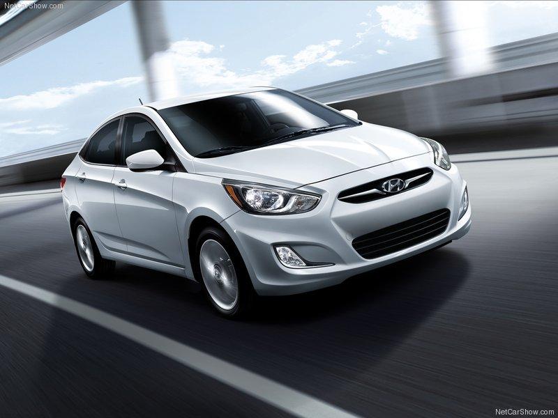 Hyundai rút Accent khỏi thị trường Ấn Độ