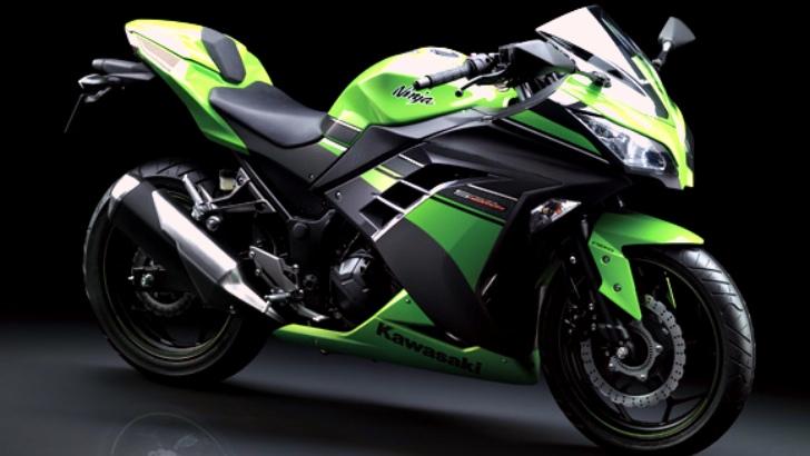 Kawasaki Ninja 250R 2013 ấn tượng với nhiều nâng cấp mới