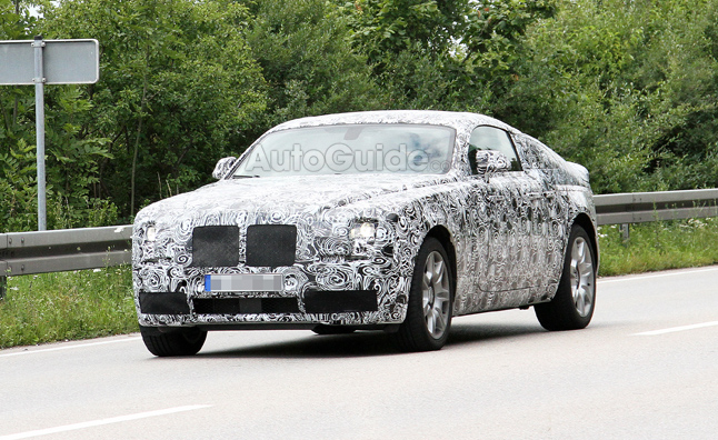 Rolls-Royce Ghost Coupe chiếc xe nhanh nhất của Rolls