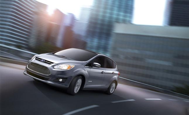 Ford C-Max chỉ tiêu tốn 5.0 lít/100km