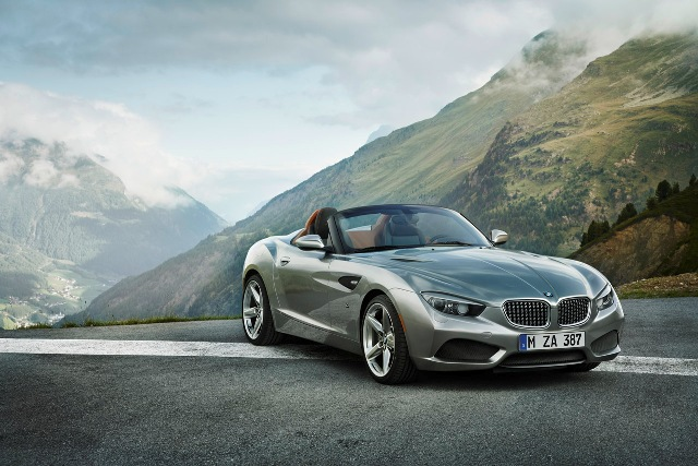 BMW ra mắt Zagato Roadster