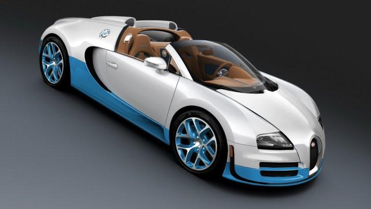 """Bugatti tung ra hàng """"khủng"""" của siêu mui trần"""