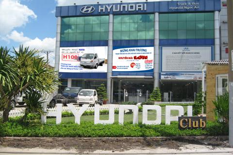 Hyundai có thêm đại lý theo chuẩn 3S