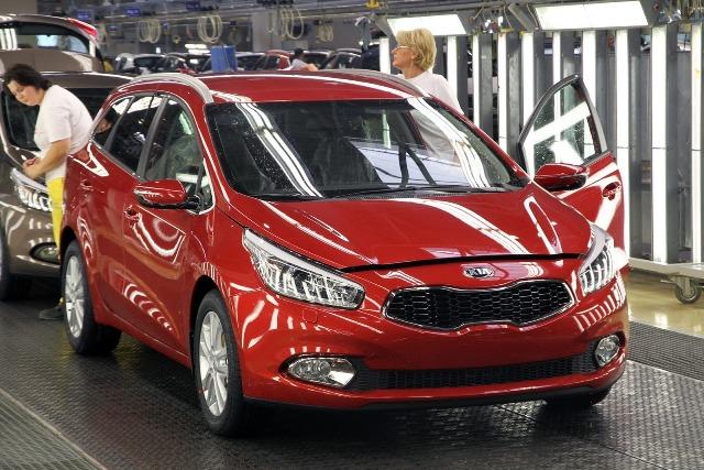 Kia Cee'd được bán ra vào cuối tháng sau