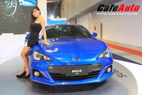 Mua xe Subaru nhận ưu đãi lên đến 150 triệu đồng
