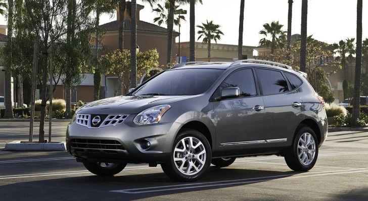 Nissan công bố giá Rogue 2013