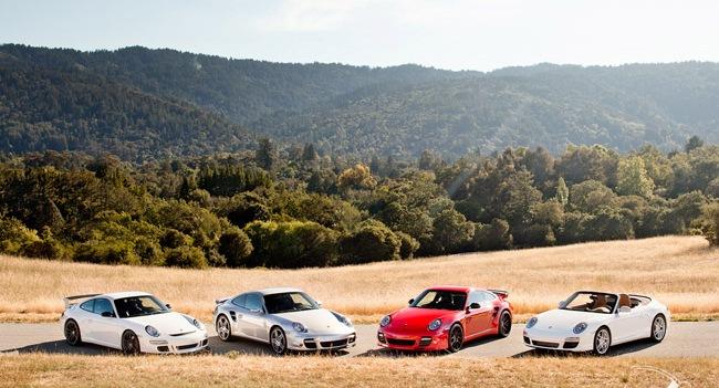 Porsche tăng trưởng 16% trong tháng 7 năm 2012