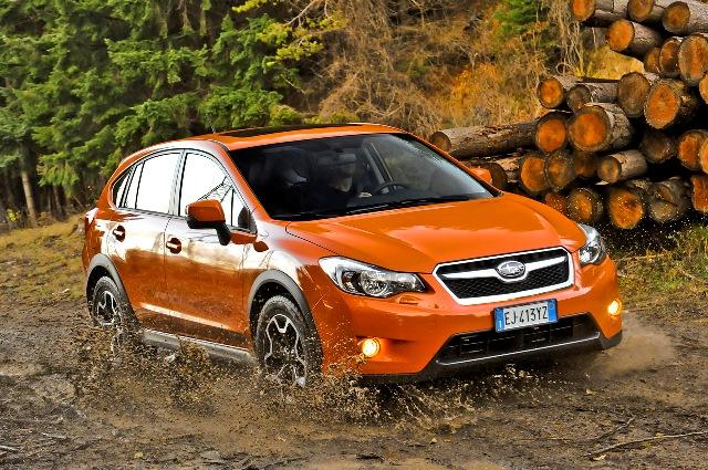 Subaru công bố XV Crosstrek 2013