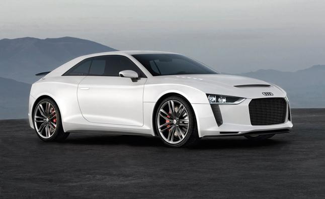 Audi Sport Quattro tái xuất vào năm 2015