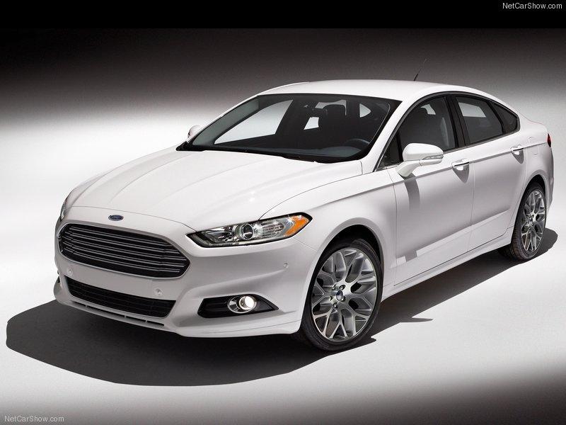Ford Fusion 2013 chỉ tiêu tốn 6.3 lít/100 km