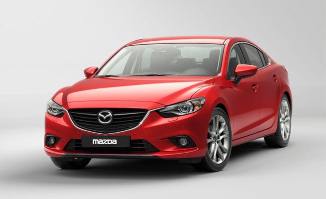 Mazda 6 2014 chính thức ra mắt