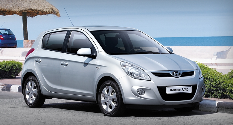 Mua Hyundai i20 và i30cw nhận ngay ưu đãi