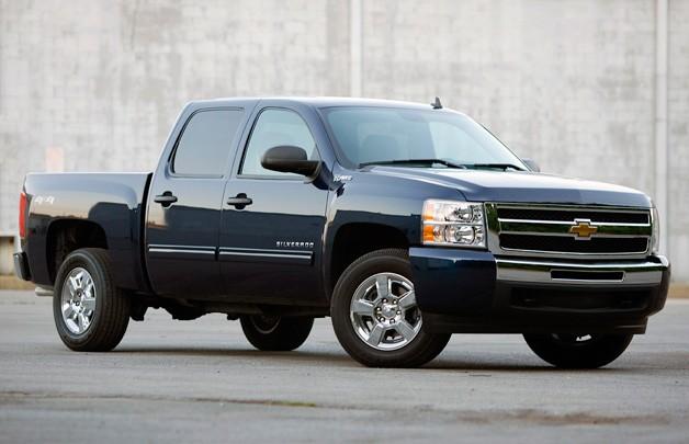 GM hủy bỏ công nghệ hybrid cho xe tải