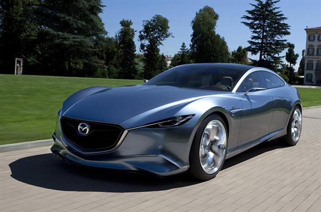 Mazda đẩy mạnh phát triển dòng xe hybrid