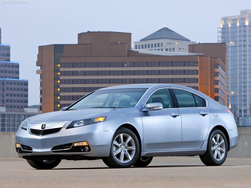 Acura TL 2013 có giá 36.800 USD