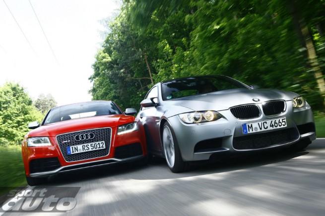 Audi có thể soán ngôi BMW