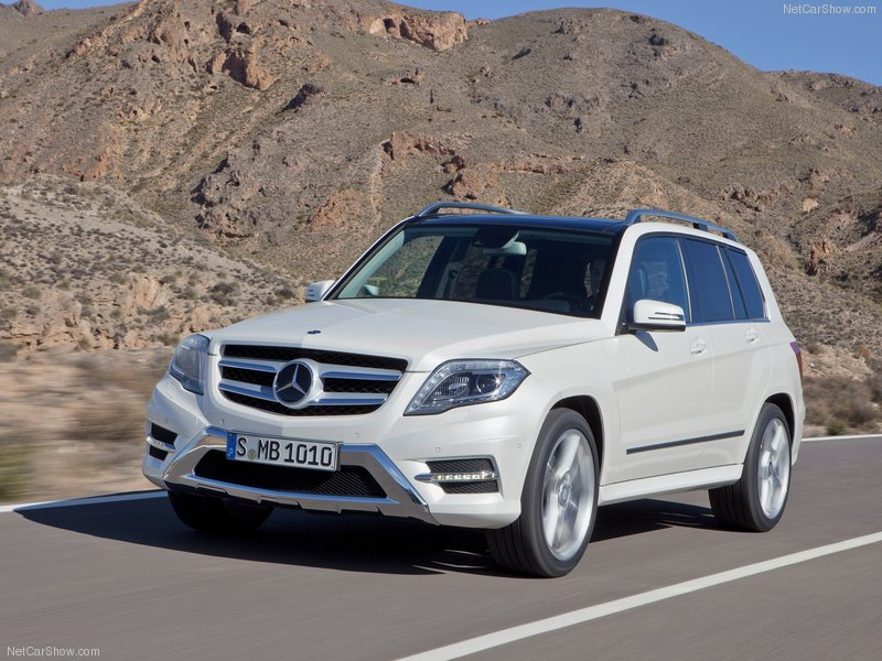 Mercedes GLK AMG mới có giá 1.791 tỷ đồng