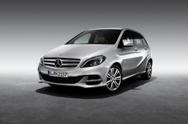 Mercedes B 200 - chiếc xe thân thiện với môi trường
