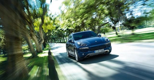 Porsche Cayenne diesel 2013 chỉ tiêu tốn 8.1 lít/100
