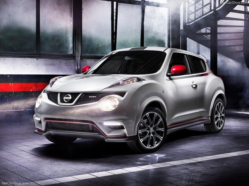 Nissan Nismo Juke tham dự Paris Motor Show 2012