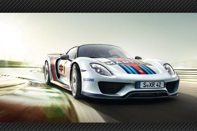 Porsche 918 Spyder lập kỷ lục tại Nurburgring