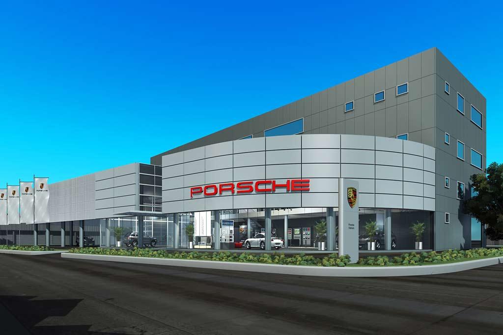 Porsche sẽ tăng trưởng chậm trong năm 2013