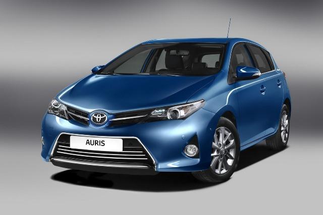 Toyota phủ nhận tin đồn Auris thay thế Matrix tại Bắc Mỹ