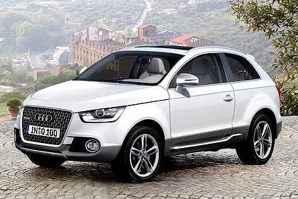 Audi Q2 Concept sắp ra mắt