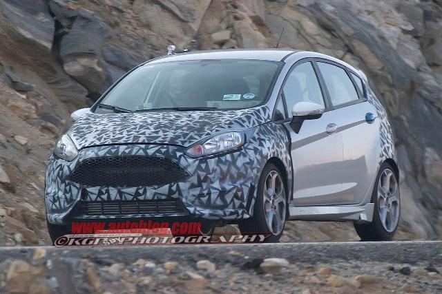 Ford phát triển Fiesta ST phiên bản toàn cầu