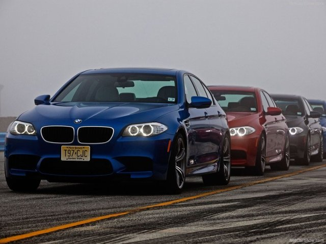 BMW thu hồi M5, M6 2013 vì lỗi động cơ