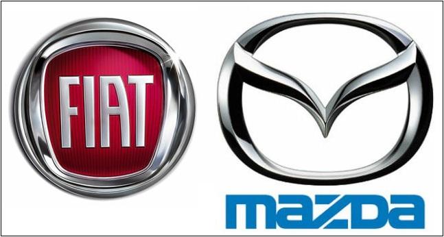 Fiat và Mazda tiếp tục mở rộng hợp tác