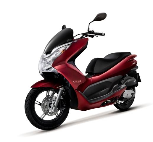 Honda PCX có thêm phiên bản mới