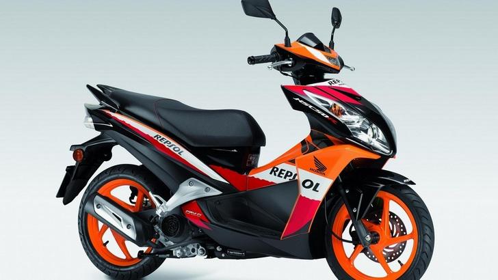 Honda ra mắt xe tay ga 50cc hoàn toàn mới