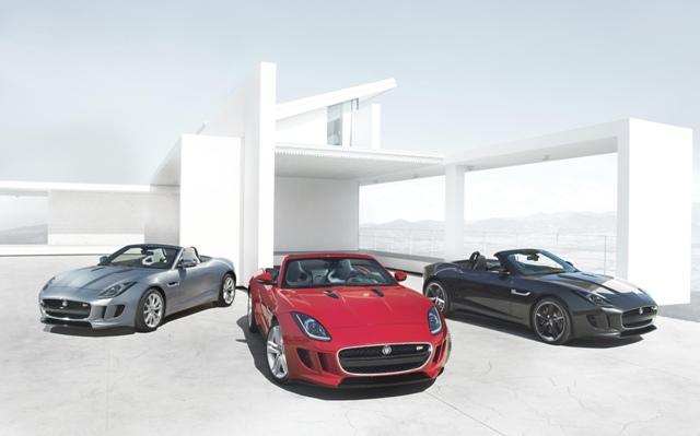 Jaguar F-Type có giá 69.000 USD