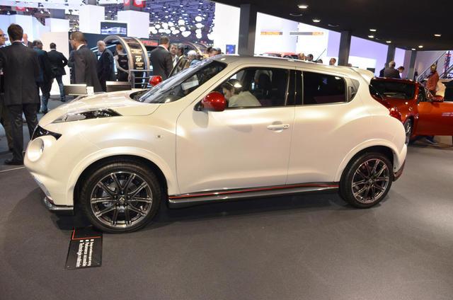 Nissan Juke Nismo có sức mạnh 198 mã lực