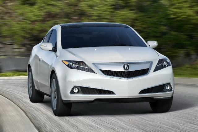 Acura ngưng sản xuất ZDX ở phiên bản 2013