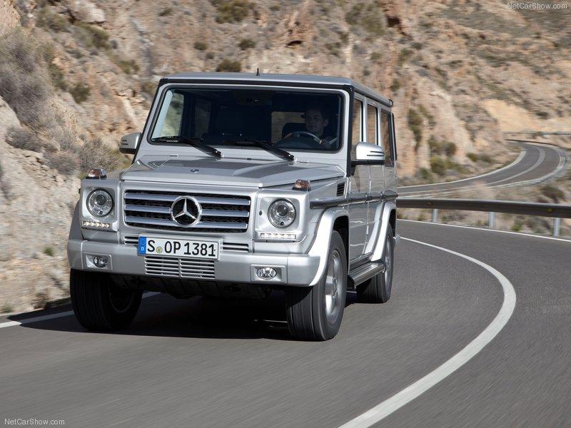 Mercedes xem xét việc sản xuất mẫu xe cỡ nhỏ của G-Class