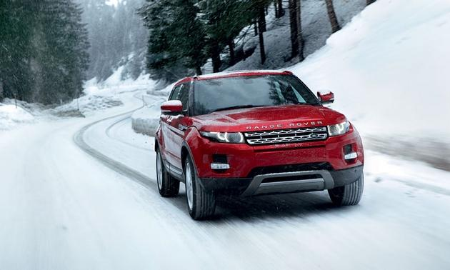 Range Rover Evoque 2013 giảm giá 2.000 USD