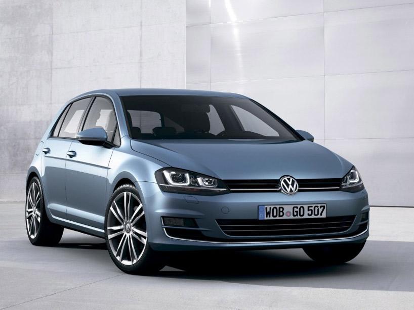 Đã có thể mua Volkswagen Golf  Mk7
