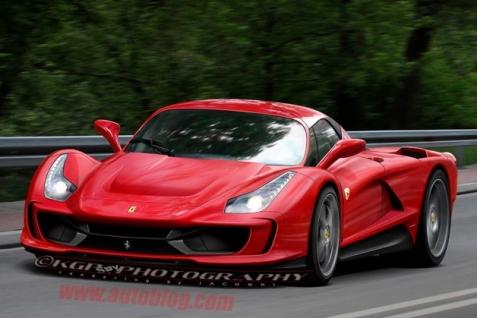 Ferrari F70 sẽ không tham dự Detroit Auto Show 2013