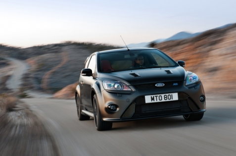 Ford Focus RS thế hệ mới mạnh tới 350 mã lực