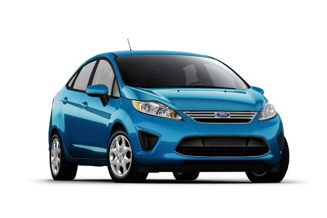 Ford thu hồi 262.000 chiếc Fiesta