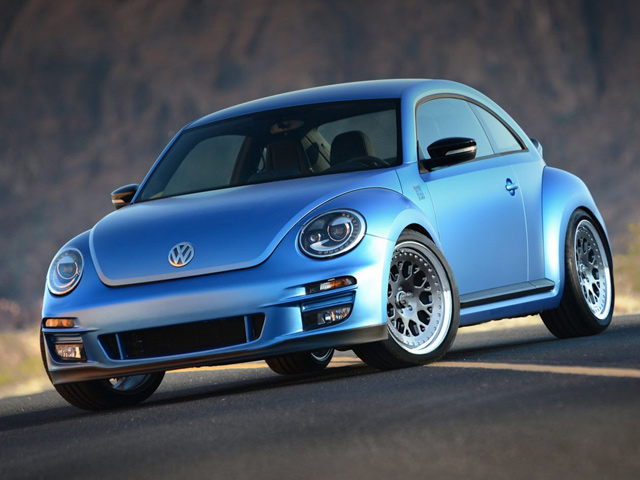 5 chiếc Volkswagen Beetle cải tiến tại SEMA