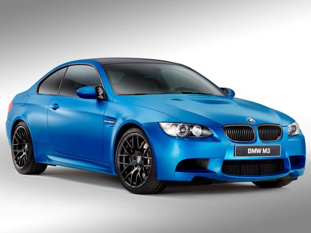BMW trình làng phiên bản M3 Coupe Frozen