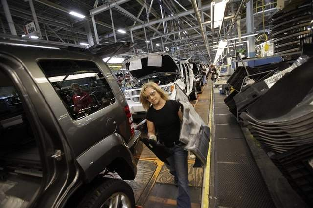Chrysler lãi 381 triệu USD trong quý 3