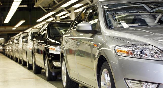 Ford đóng cửa một nhà máy tại châu Âu