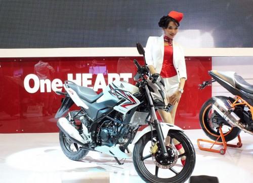 Honda CB150R Streetfire 2013 ra mắt