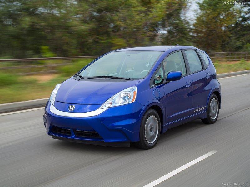 Honda Fit tăng doanh số gấp 3 lần vào năm 2016