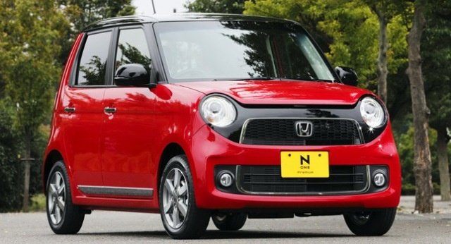 Honda N – One ra mắt tại Nhật Bản